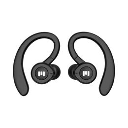 MiiBUDS ACTION TWS Earbuds, Black