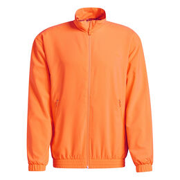 Fleece Woven Jacket Men